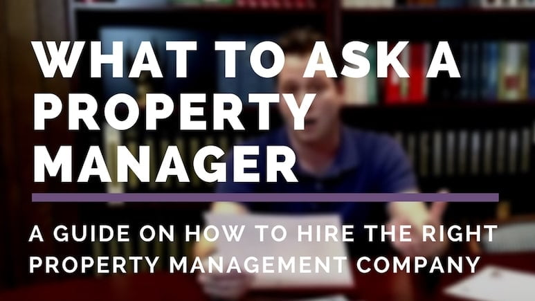 Questions to Ask a South Jersey Property Management Company